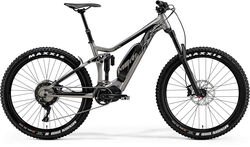 Merida eOne-Sixty 800 Mens FS Alloy Electric Mountain Bike - 27.5