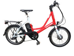 Benelli City Link Sport Electric Bike 8Ah