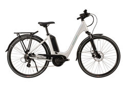Raleigh 2020 Motus Low Step Silver