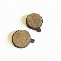 FreeGo Round Disc Brake Pads
