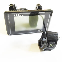 FreeGo LCD-XT Handlebar Display