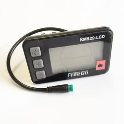 FreeGo KM-529 Display