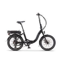Wisper 806 Folding Electric Bike - Stealth Black 2020 Thumbnail
