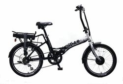 eLife Royale Folding Electric Bike 7Ah 20