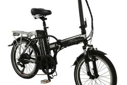 Ex Demo Falcon Fuse Folding Electric Bike 20