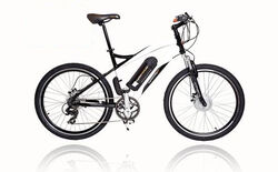Cyclotricity Stealth 250w Electric Bike Thumbnail