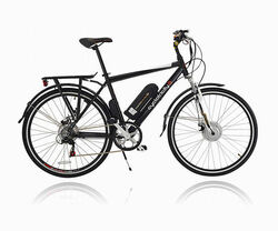 Ex Demo Cyclotricity Revolver Hybrid 250w Electric Bike - 18