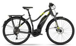 Ex Demo Haibike SDURO Trekking 4.0 2018 Ladies Electric Trekking Bike - 48cm Thumbnail