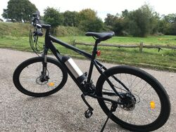 Pre-Production Prototype Unisex Electric Mountain Bike (Greenedge) - 27.5
