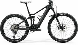 Merida eOne-Forty 9000 FS Carbon Electric Mountain Bike 2020 Thumbnail