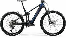 Merida eOne-Forty 8000 e-MTB 2020 - BLUE