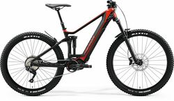 Merida eOne-Forty 4000 e-MTB 2020 - RED