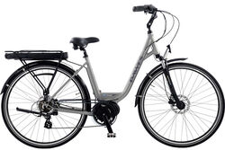 Dawes Central Step Through Hybrid Electric Bike 6.6Ah - 17