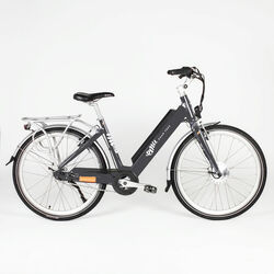 Emu Step Through City E-Bike - Grey