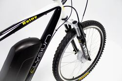 Elysium Relay Cross-Bar Electric Mountain Bike 9Ah, 26