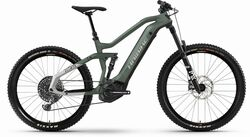 Haibike AllMtn 6 FS Electric Bike 2021