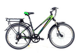GreenEdge CS2 Step Through E-Bike
