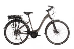 Raleigh Motus 7 spd 700c Wheel Grey