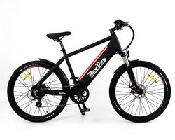 RooDog Avatar Crossbar Electric Bike Thumbnail