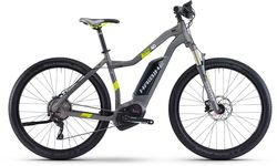 Haibike XDURO Cross 4.0 Womens Bosch Electric Mountain Bike Thumbnail