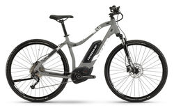 Haibike SDURO Cross 3.0 2019 Ladies Electric Bike Thumbnail