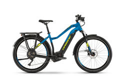 Haibike SDURO Trekking 9.0 2019 Ladies Electric Trekking Bike Thumbnail