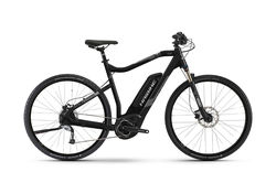 Haibike SDURO Cross 1.0 2019 Mens Electric Bike Thumbnail
