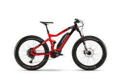 Haibike XDURO FullFatSix 10.0 2019 Mens Electric Mountain Bike Thumbnail