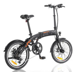 Westhill LINK Foldable Electric City Bike 2 Thumbnail
