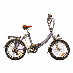 Juicy Bike COMPACT CLICK EBike HEATH