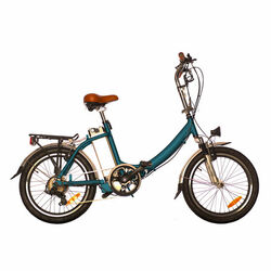 Juicy Bike COMPACT CLICK Folding Electric Bike RIVER Thumbnail