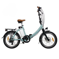 Juicy Bike COMPACT PLUS Folding Electric Bike ICE Thumbnail