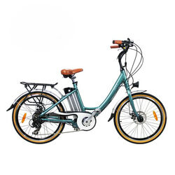 Juicy Bike POCO Electric Bike RIVER