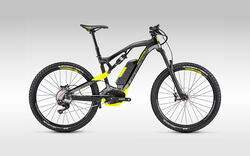 LaPierre Overvolt AM 600 Mens Full Sus EMTB