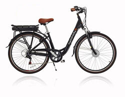 Cyclotricity Sahara Electric Bike