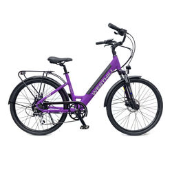 Westhill Classic Electric Bike - Purple