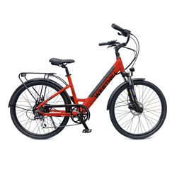 Westhill Classic Electric Bike - Red