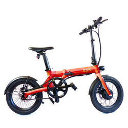E-Go Lite Mini Folding Electric Bike
