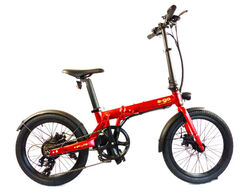 E-Go Lite+ Folding Electric Bike