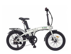 E-Go Max Folding Electric Bike