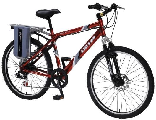 Izip Mountain Trailz Al Electric Bike Discontinued