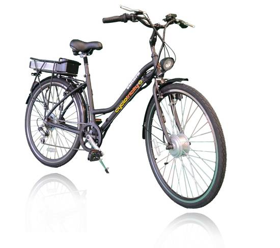 099c1c035a8 Ex Demo Cyclotricity Sahara Electric Bike - eBikes Direct