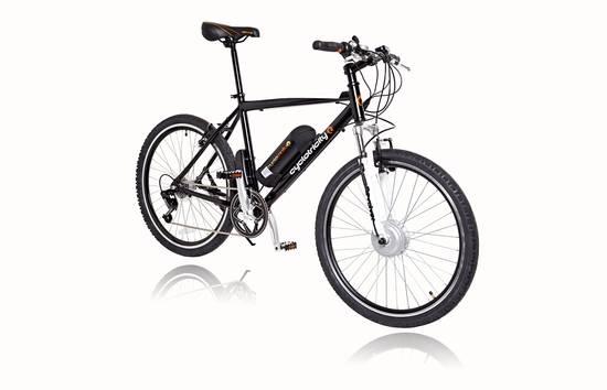 Cyclotricity Revolver Electric Bike 9ah or 15ah