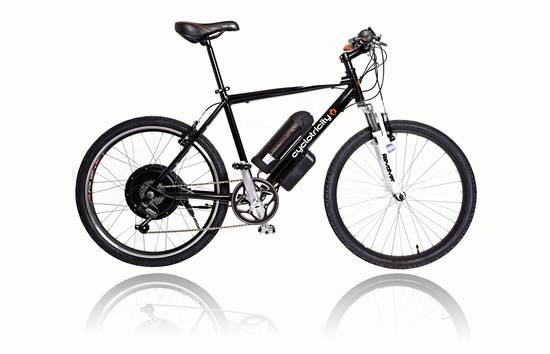711f49396a3 Cyclotricity Revolver 500W Electric Bike - eBikes Direct