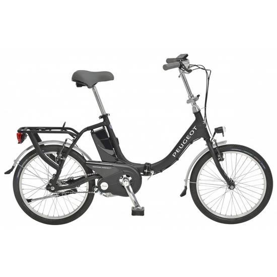 peugeot origam ef02 folding hybrid electric bike. Black Bedroom Furniture Sets. Home Design Ideas