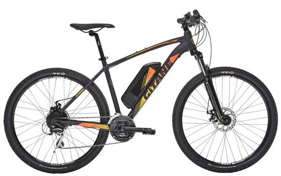 Buy A Gitane Titan 27 1 Electric Bike 41cm Frame From E Bikes Direct