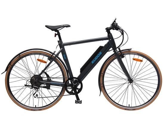kudos stealth electric bike ebikes direct. Black Bedroom Furniture Sets. Home Design Ideas