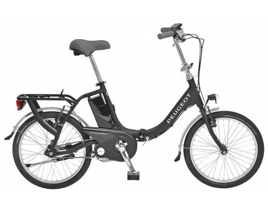 peugeot origam hybrid folding electric bike. Black Bedroom Furniture Sets. Home Design Ideas