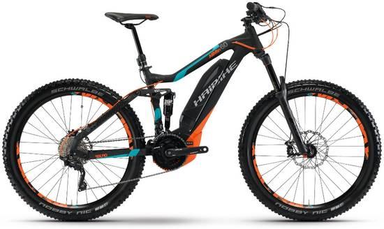 buy a haibike sduro allmtn 6 0 2017 electric mountain bike. Black Bedroom Furniture Sets. Home Design Ideas