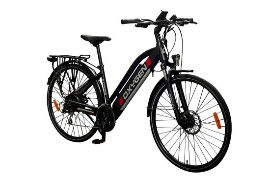 Buy A Oxygen S Cross St Electric Bike From E Bikes Direct